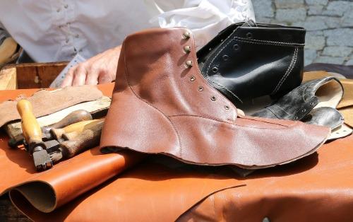 Leren schoenen voordelen